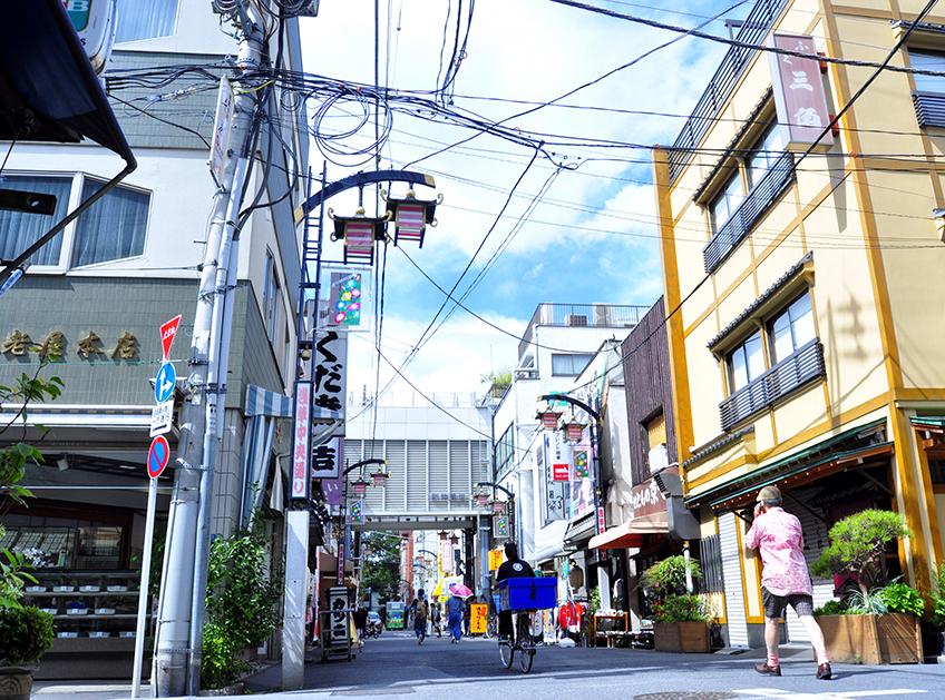 浅草広小路商店会・界隈