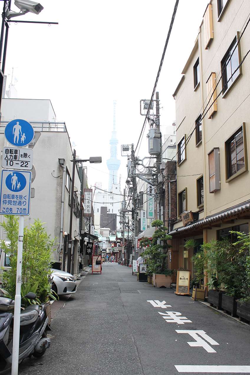 奥山おまいりまち商店街(振)